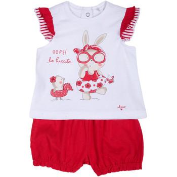 Textiel Meisjes Setjes Chicco 09076380000000 Wit