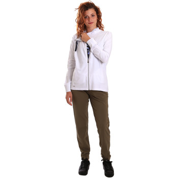 Textiel Dames Trainingspakken Key Up 5G40T 0001 Wit
