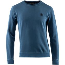 Textiel Heren Sweaters / Sweatshirts Lumberjack CM60142 007 518 Blauw