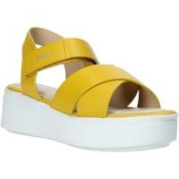 Schoenen Dames Sandalen / Open schoenen Impronte IL01526A Geel