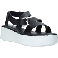 Schoenen Dames Sandalen / Open schoenen Impronte IL01524A Zwart