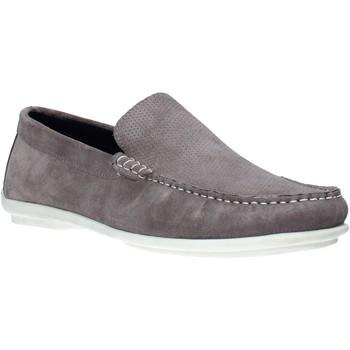 Schoenen Heren Mocassins Impronte IM01060A Grijs