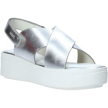 Schoenen Dames Sandalen / Open schoenen Impronte IL01529A Zilver