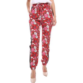 Textiel Dames Losse broeken / Harembroeken Gaudi 011BD25032 Rood