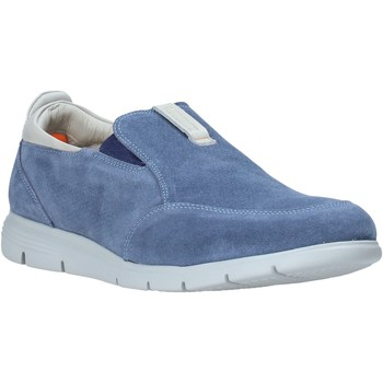 Schoenen Heren Instappers Impronte IM01001A Blauw
