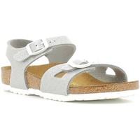 Schoenen Kinderen Sandalen / Open schoenen Birkenstock 831783 Argent