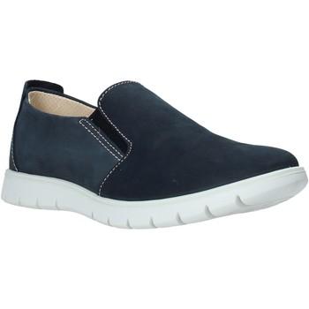 Schoenen Heren Instappers IgI&CO 5115300 Blauw