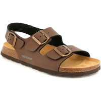 Schoenen Heren Sandalen / Open schoenen Grunland SB3645 Bruin