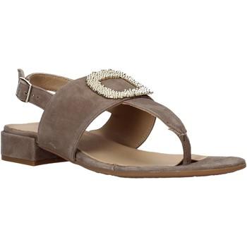 Schoenen Dames Sandalen / Open schoenen IgI&CO 5188533 Bruin