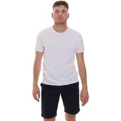 Textiel Heren T-shirts korte mouwen Sseinse ME1566SS Wit