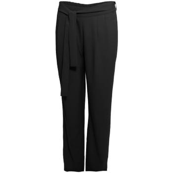 Textiel Dames Losse broeken / Harembroeken Smash S1829415 Zwart