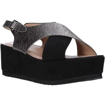 Schoenen Dames Sandalen / Open schoenen Onyx S20-SOX745 Zwart