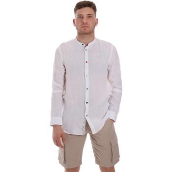 Textiel Heren Overhemden lange mouwen Sseinse CE537SS Wit