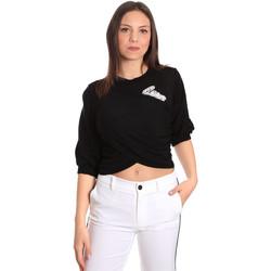 Textiel Dames Tops / Blousjes Denny Rose 811DD50011 Zwart