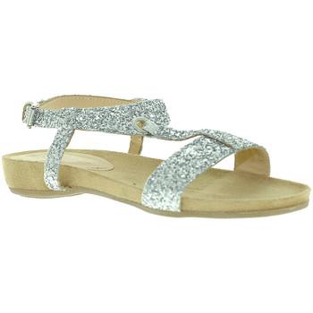 Schoenen Dames Sandalen / Open schoenen Mally 4681 Zilver