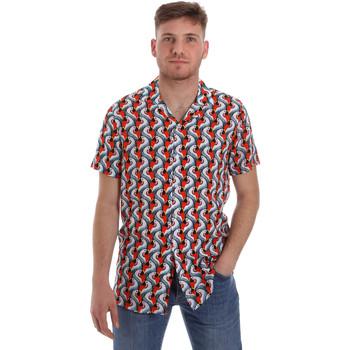 Textiel Heren Overhemden korte mouwen Sseinse CE516SS Wit