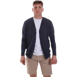 Textiel Heren Vesten / Cardigans Sseinse ME1511SS Blauw