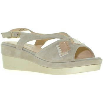 Schoenen Dames Sandalen / Open schoenen Melluso R70715 Grijs