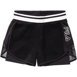 Textiel Dames Korte broeken / Bermuda's Fila 682480 Noir