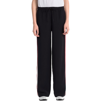 Textiel Dames Trainingsbroeken Calvin Klein Jeans J20J206906 Zwart