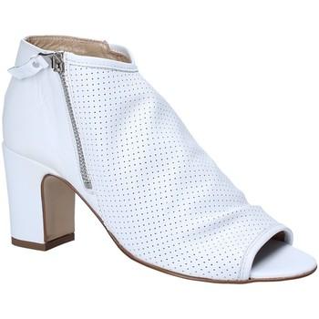 Schoenen Dames Sandalen / Open schoenen Keys 5614 Wit