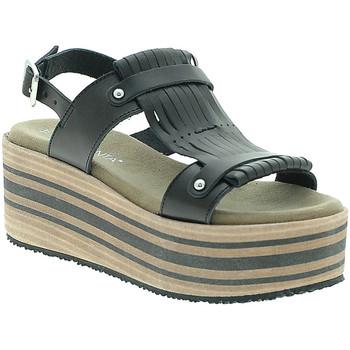 Schoenen Dames Sandalen / Open schoenen Pregunta IBH5804 Zwart