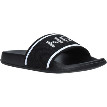 Schoenen Heren Slippers Navigare NAM019035 Zwart