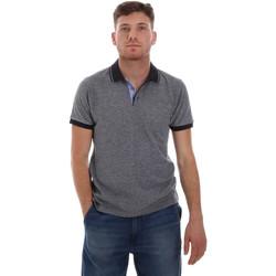 Textiel Heren Polo's korte mouwen Sseinse ME1526SS Blauw