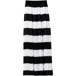 Textiel Dames Rokken Liu Jo W17083T9831 Noir