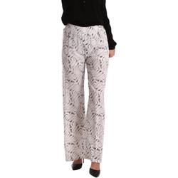 Textiel Dames Losse broeken / Harembroeken Gaudi 73BD25224 Wit