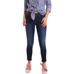 Textiel Dames Skinny Jeans Fornarina BE171L48D867VR Blauw