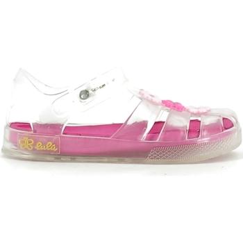 Schoenen Meisjes Sandalen / Open schoenen Lulu LI190001S Blanc