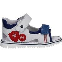 Schoenen Kinderen Sandalen / Open schoenen Melania ME8053B7E.B Blanc