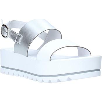 Schoenen Dames Sandalen / Open schoenen NeroGiardini E012581D Wit