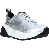 Schoenen Dames Lage sneakers Shop Art SA020040 Zilver