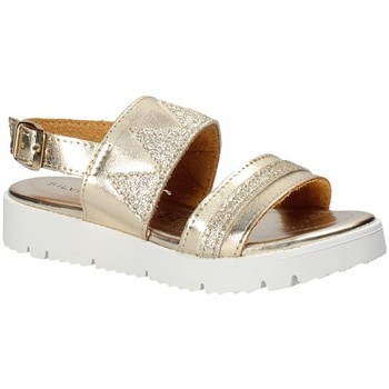 Schoenen Meisjes Sandalen / Open schoenen Silvian Heach SH-S18-S28 Geel
