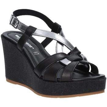 Schoenen Dames Sandalen / Open schoenen Valleverde 32404 Noir