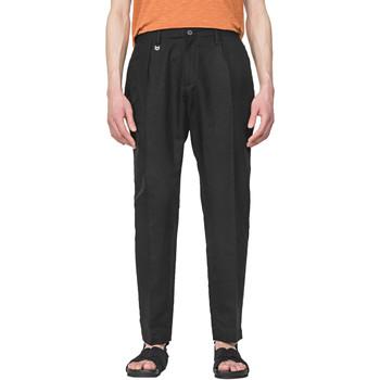 Textiel Heren Chino's Antony Morato MMTR00539 FA400060 Zwart