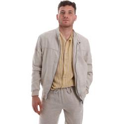 Textiel Heren Wind jackets Sseinse GBE575SS Beige