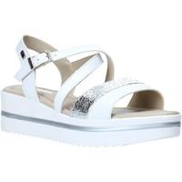 Schoenen Dames Sandalen / Open schoenen Valleverde 32320 Blanc
