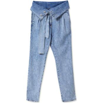 Textiel Dames Jeans Liu Jo UA0129 D4461 Bleu