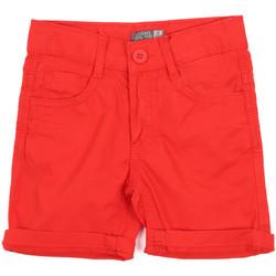 Textiel Kinderen Korte broeken / Bermuda's Losan 015-9655AL Rood