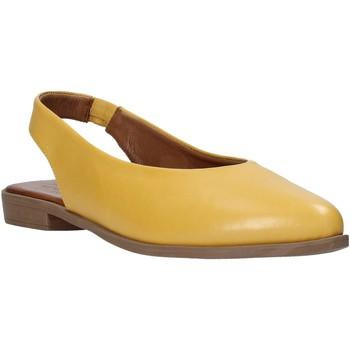 Schoenen Dames Sandalen / Open schoenen Bueno Shoes 9N0102 Geel