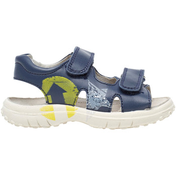Schoenen Kinderen Sandalen / Open schoenen Naturino 0502735 01 Blauw
