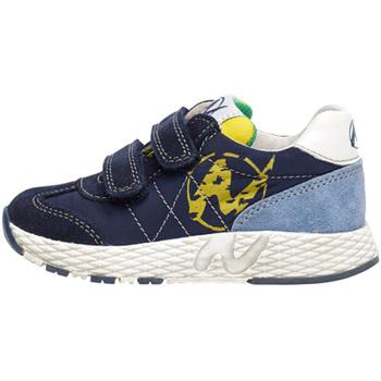 Schoenen Kinderen Lage sneakers Naturino 2014904 01 Blauw