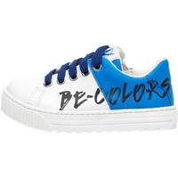 Schoenen Kinderen Lage sneakers Naturino 2014918 02 Blauw