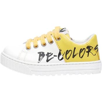 Schoenen Kinderen Lage sneakers Naturino 2014918 02 Geel