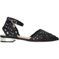 Schoenen Dames Sandalen / Open schoenen Gold&gold A20 GK16 Noir