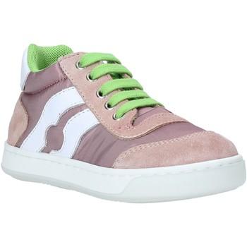 Schoenen Kinderen Lage sneakers Falcotto 2014149 01 Rose