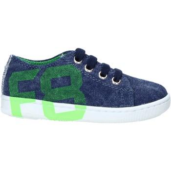 Schoenen Kinderen Lage sneakers Falcotto 2014671 02 Bleu